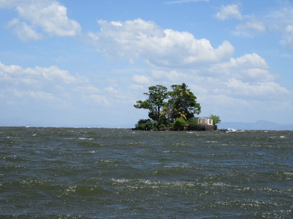 Mini Island of Las Isletas