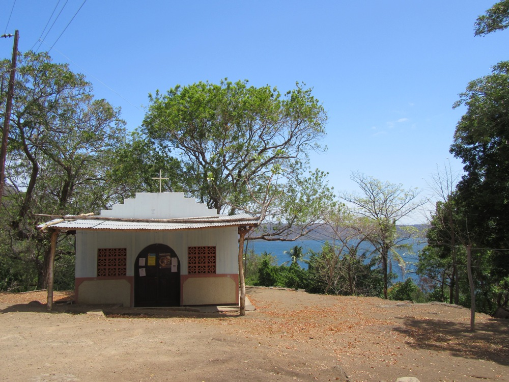 little Church at Laguna de Apoyo