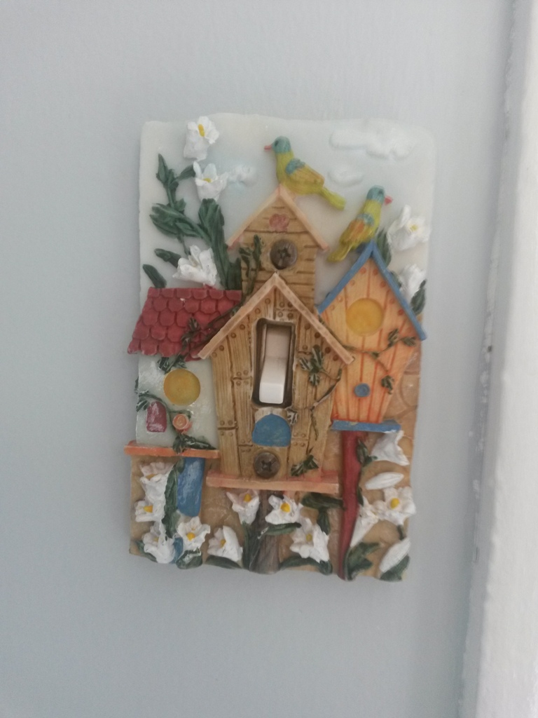 bad taste light switch