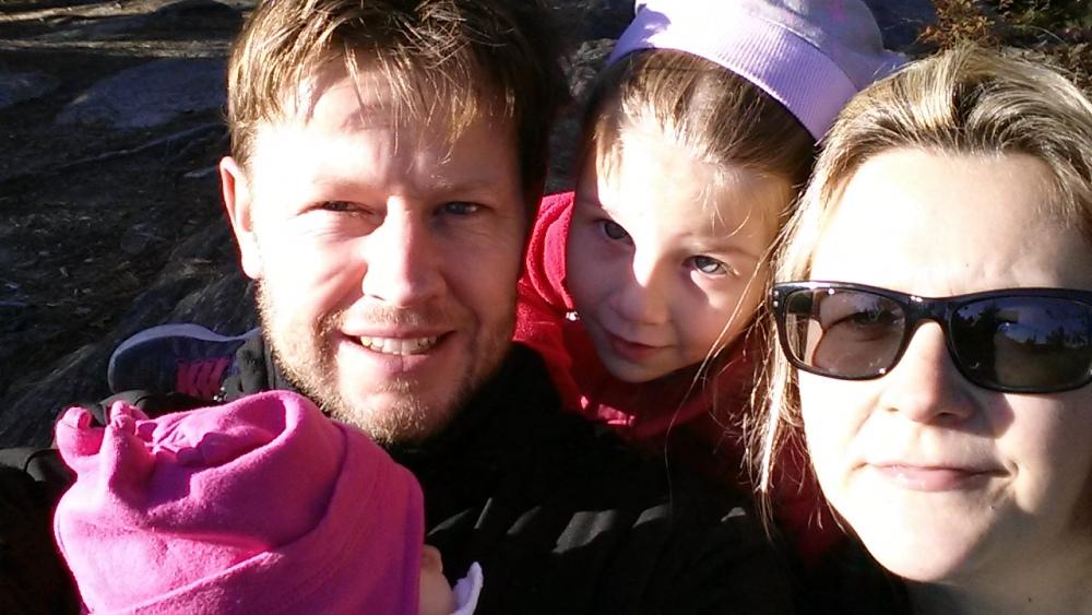 us at Parc chute a bull