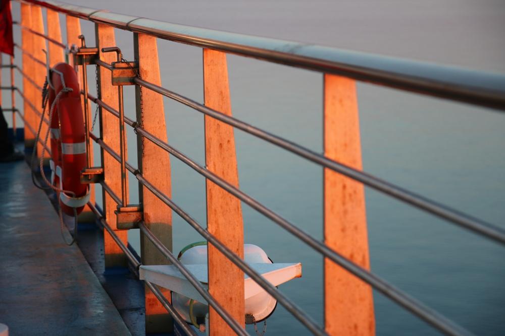 ferry romance