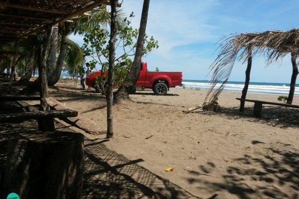 beach las lajas