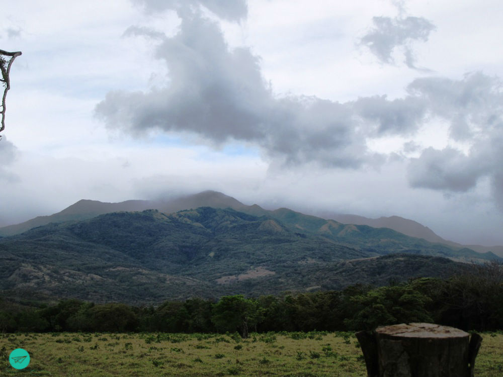 moutains of Boquete