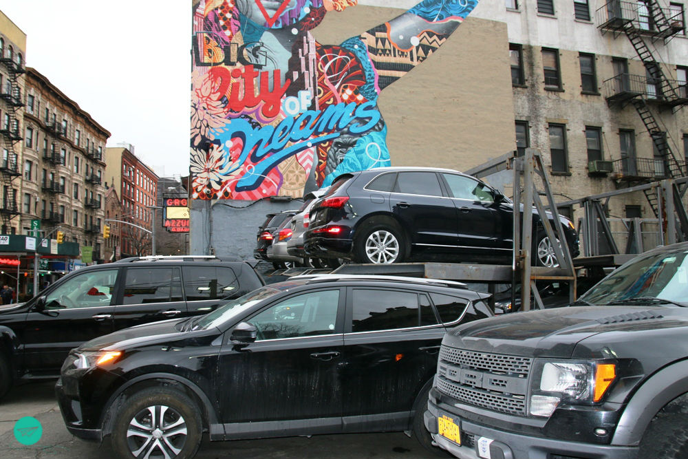 parking NYC style